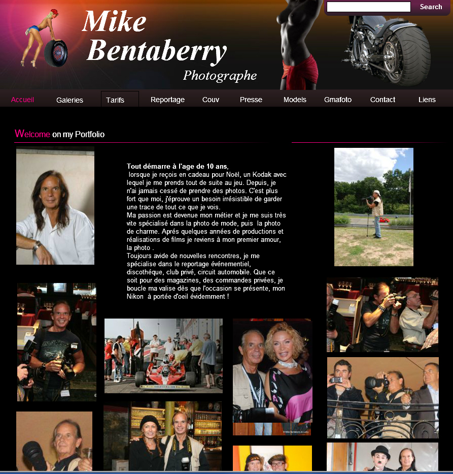 Mike Bentaberry Photographe